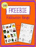 Halloween Bingo FREEBIE