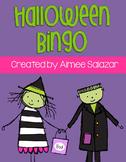 Halloween Bingo {Freebie}