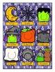 Halloween Bingo ~ French ~ Loto de l'halloween