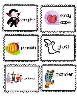 Halloween Bingo Fun