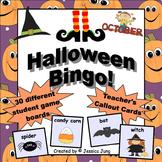 Halloween Bingo Game!