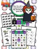 Halloween Bingo / Matching Activity