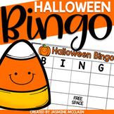 Halloween Bingo-Halloween Themed Bingo Game