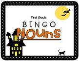 Halloween Bingo Nouns