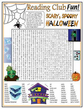 Halloween Bingo (Regular Size - 30 Boards)