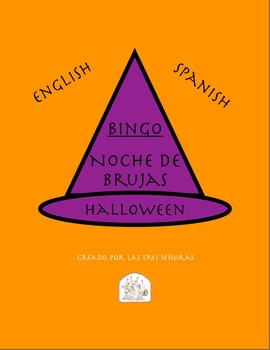 Halloween Bingo- Spanish/English
