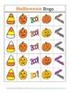 Halloween Bingo! Speech & Language Re-enforcement & Enrich