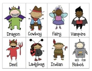 Halloween Bingo!  Spooky Fun!