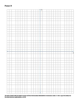Halloween Black Cat Coordinate Plane Connect the Dots Worksheet