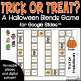 Halloween Blends Game | Distance Learning
