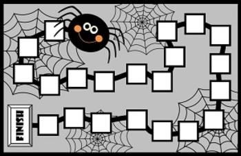 Halloween Board Games