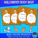 Halloween Body Beat Rhythm Game