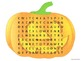 Halloween Boggle Board