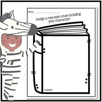 Halloween Book Character Day Activities
