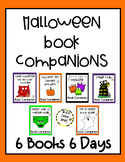 Halloween Book Companion Bundle