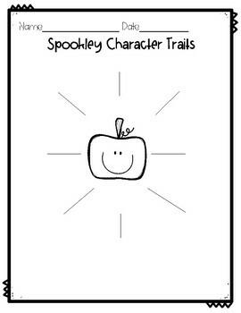 Halloween Book Companion - Spookley the Square Pumpkin