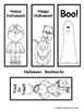 Halloween Book Marks