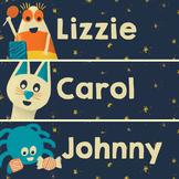 Halloween Bookmarks - Editable!