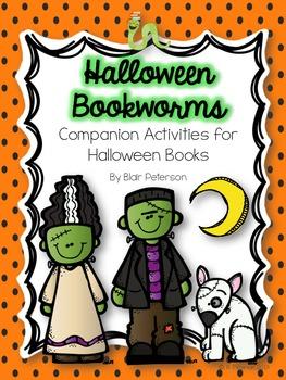 Halloween Bookworms: Companion Activities for Halloween Books