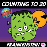 Halloween Boom Cards | Counting to 20 | DISTANCE LEARNING