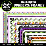 Halloween Borders Clip Art