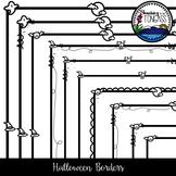 Halloween Borders Clipart