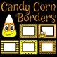 Halloween Borders and Clipart Bundle