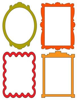 Halloween Borders and Frames