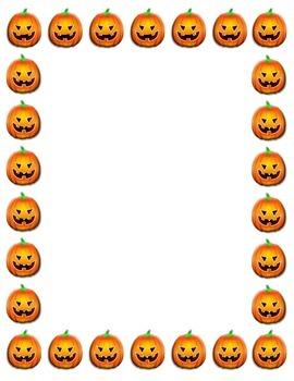 Halloween Borders in Word (8)