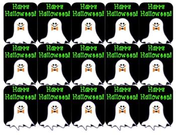 Halloween Brag Tags