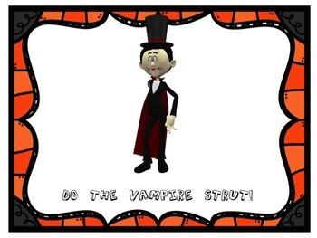 Halloween Brain Breaks -- Fun Musical Activity!