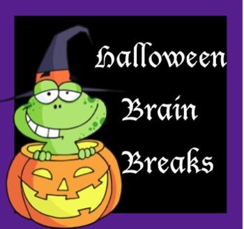 Halloween Brain Breaks and Challenges
