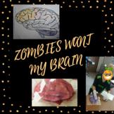 Halloween Growth Mindset Brain Bundle: memory recall, math, modeling, logic