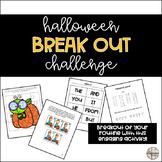 Halloween Breakout Challenge