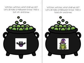 Halloween Brew Adapted Book