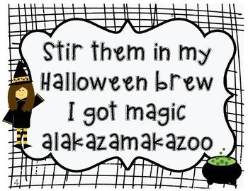 Halloween Brew Song