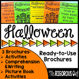 Halloween Brochure Tri-Folds