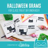 Halloween Broom Candy Grams   Boo Grams   Class Treat or F