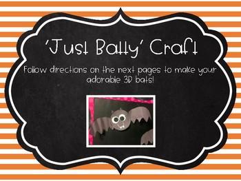 Halloween Bulletin Board and Craft Bundle