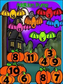 Halloween Bump {{ 2 dice +}}