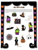 Halloween Bump Freebie