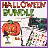 Halloween Bundle : Speech and Language Therapy