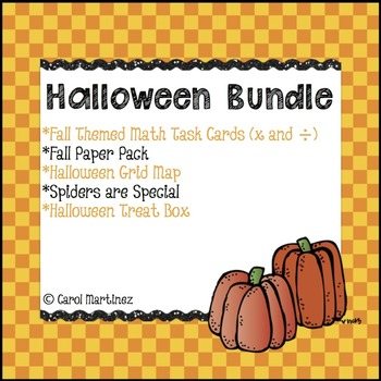 Halloween Bundle {5 Spooktacular Products!}