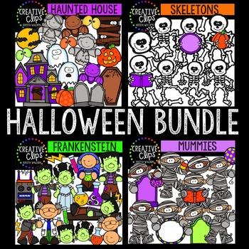 Halloween Bundle {Creative Clips Digital Clipart}