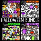 Halloween Clipart Bundle {Creative Clips Clipart}