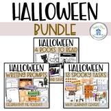 Halloween Bundle English Math and a Reader