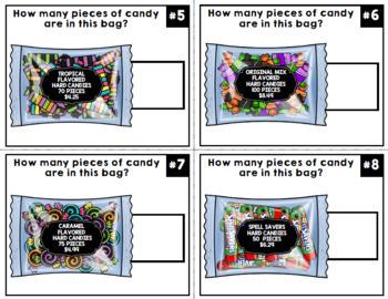 Halloween Bundle - Special Education - Life Skills - Print and Go - Math - ELA