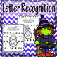 Halloween Bundle - literacy and math