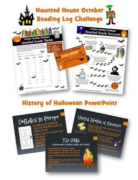 Halloween Super Bundle of Activities