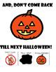 Halloween Bundle of EVERYTHING in my Store! (Autism, Speech, Halloween)